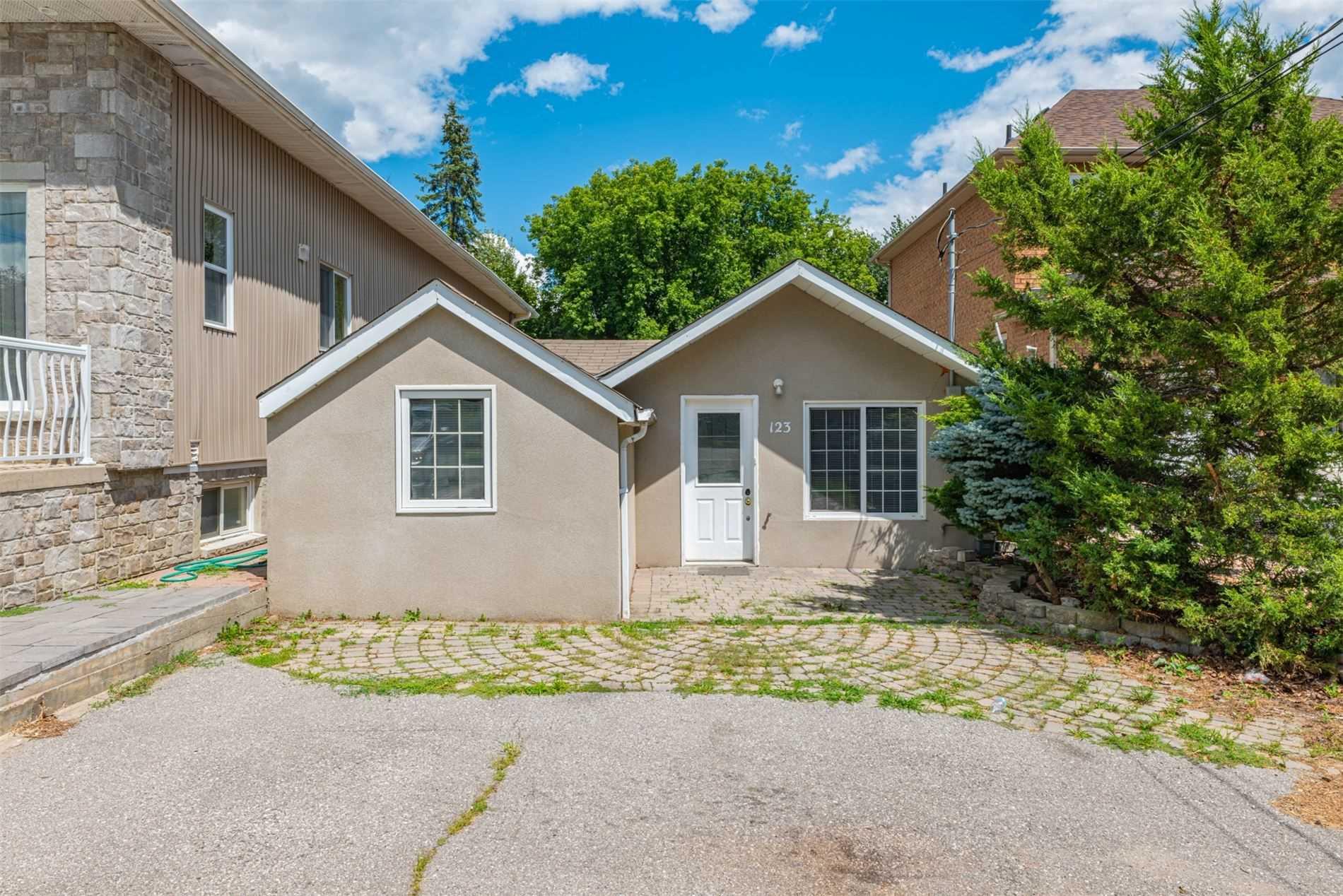 123 Wildwood Ave, Richmond Hill, Ontario L4E3B6, 2 Bedrooms Bedrooms, 5 Rooms Rooms,1 BathroomBathrooms,Detached,For Sale,Wildwood,N4849718