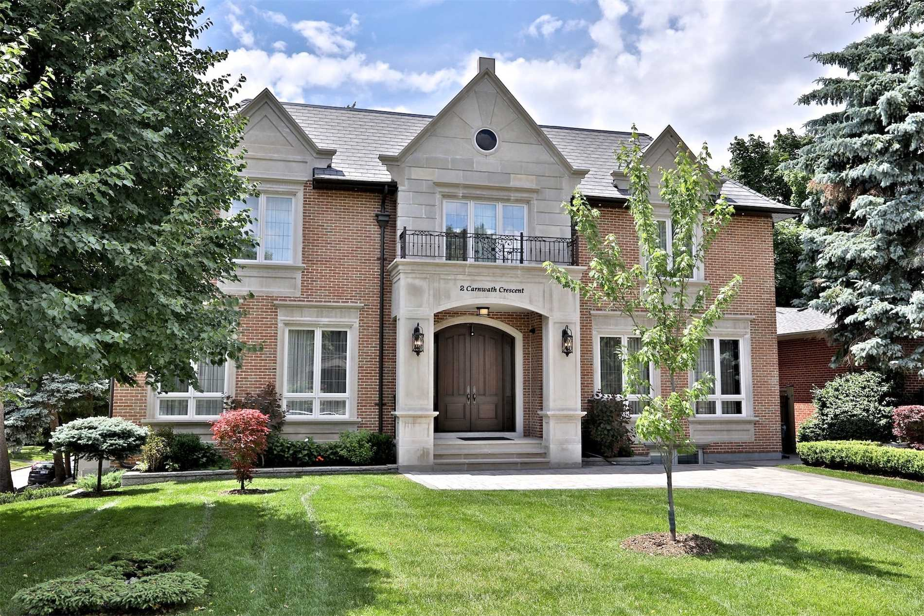 2 Carnwath Cres, Toronto, Ontario M2P 1J5, 5 Bedrooms Bedrooms, 11 Rooms Rooms,9 BathroomsBathrooms,Detached,For Sale,Carnwath,C4809275