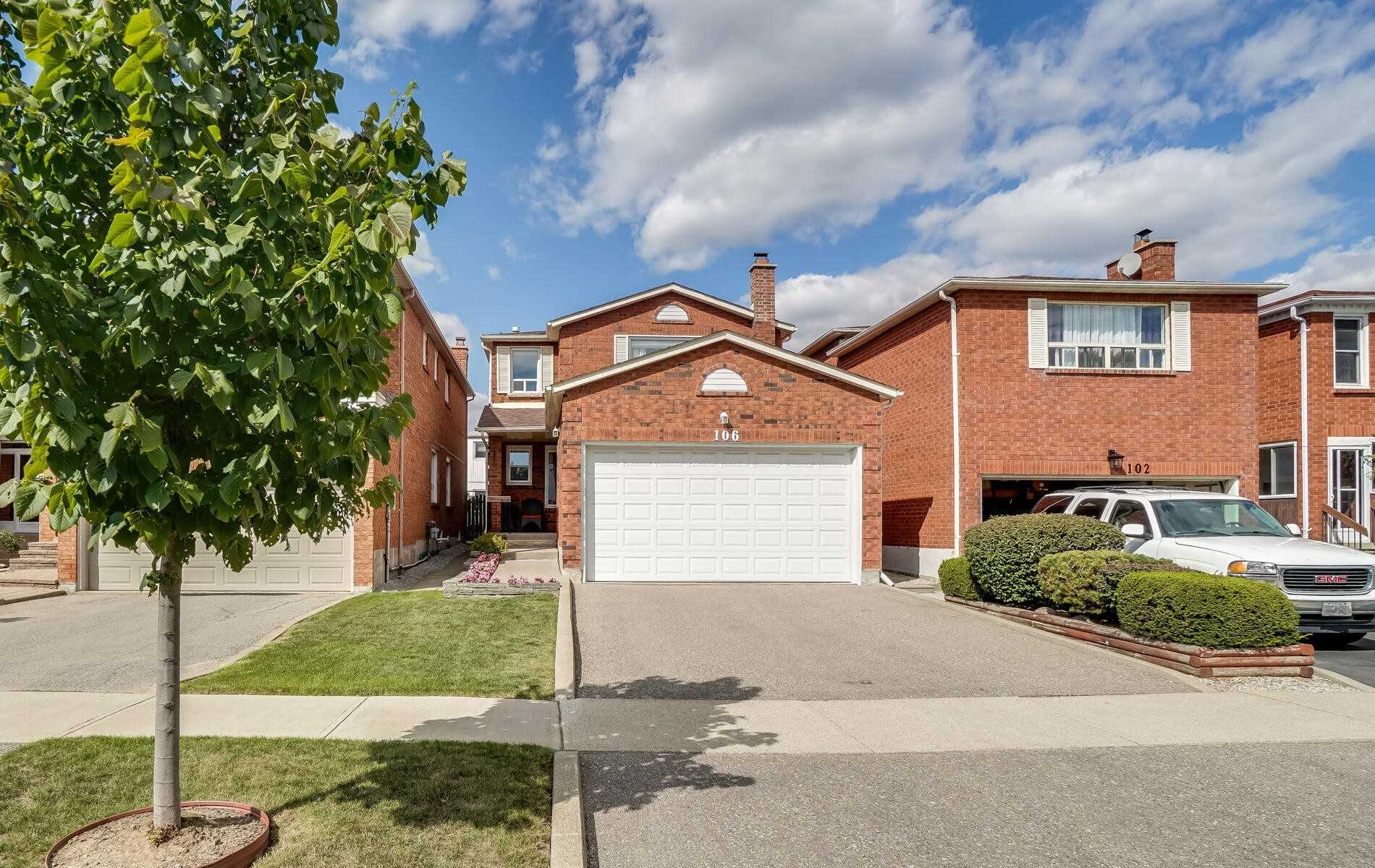 106 Gayla St, Vaughan, Ontario L4J6G8, 3 Bedrooms Bedrooms, 6 Rooms Rooms,3 BathroomsBathrooms,Detached,For Sale,Gayla,N4922597