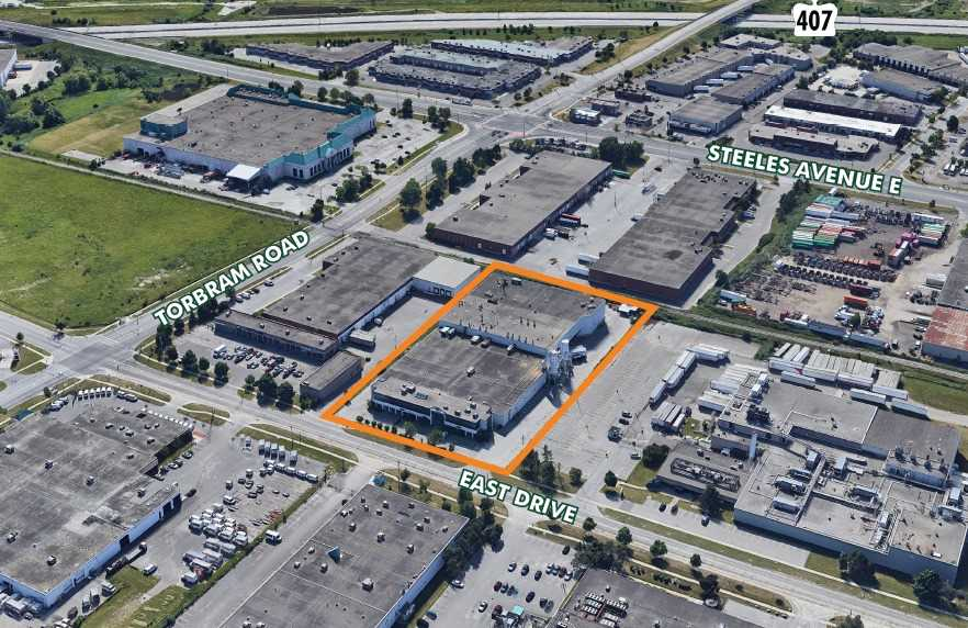 151 East Dr, Southgate, Brampton, Ontario L6T1B5, ,Industrial,For Sale,East,W4735508