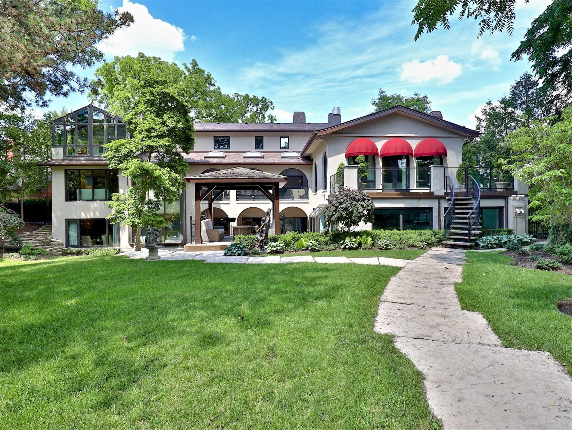 53 Highland Cres, Toronto, Ontario M2L1G7, 6 Bedrooms Bedrooms, 17 Rooms Rooms,9 BathroomsBathrooms,Detached,For Sale,Highland,C4812747