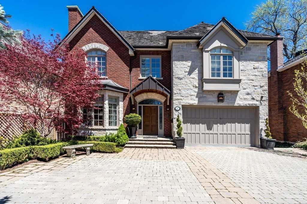 17 De Vere Gdns, Toronto, Ontario M5M3E4, 4 Bedrooms Bedrooms, 11 Rooms Rooms,6 BathroomsBathrooms,Detached,For Sale,De Vere,C4769850
