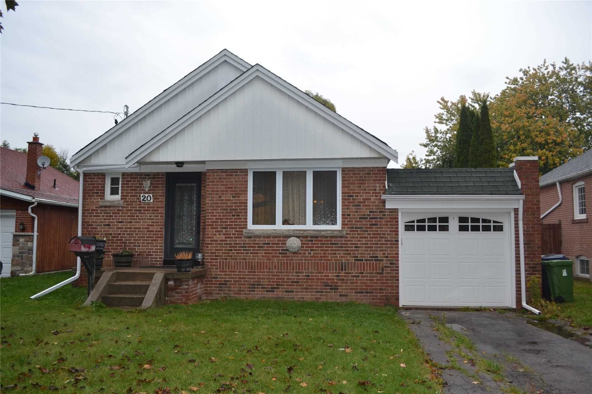 20 Ridgemoor Ave, Toronto, Ontario M1N1M4, 3 Bedrooms Bedrooms, 6 Rooms Rooms,2 BathroomsBathrooms,Detached,For Sale,Ridgemoor,E4961574