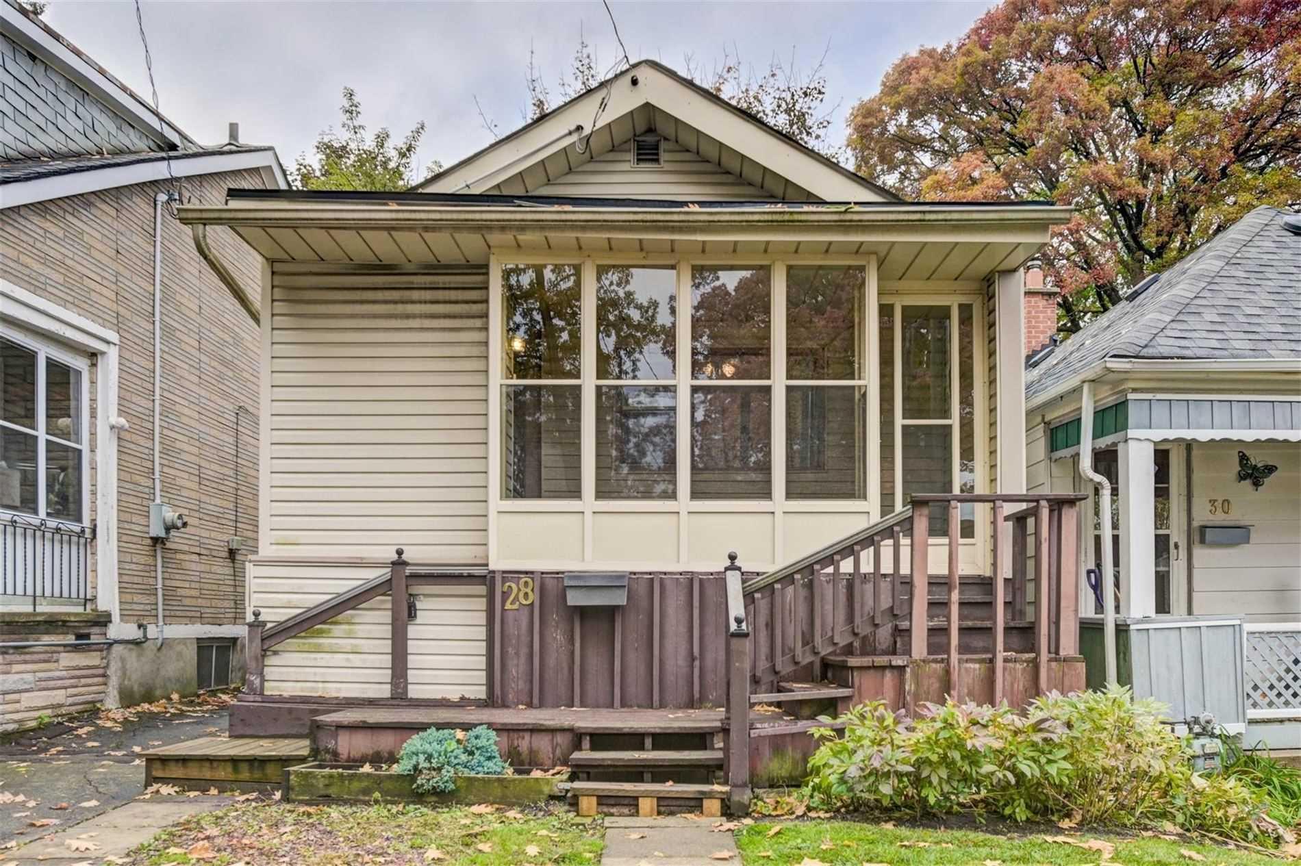 28 Kenworthy Ave, Toronto, Ontario M1L3B2, 2 Bedrooms Bedrooms, 5 Rooms Rooms,1 BathroomBathrooms,Detached,For Sale,Kenworthy,E4964616