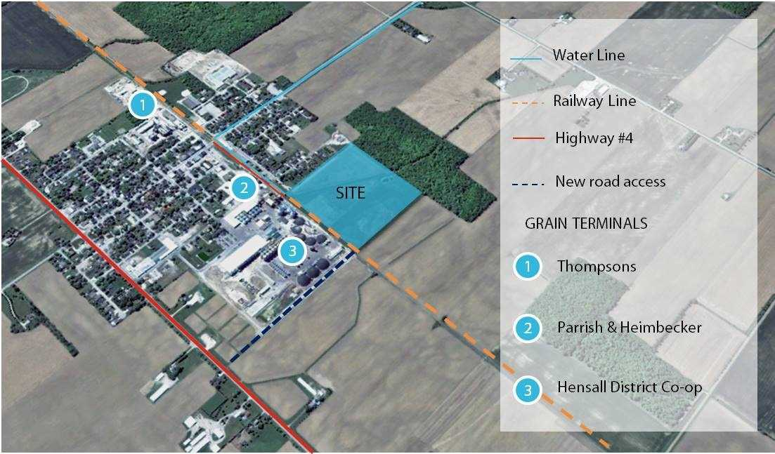 0 Highway 4 Rd, Bluewater, Ontario N0M 1X0, ,Land,For Sale,Highway 4,X4965304