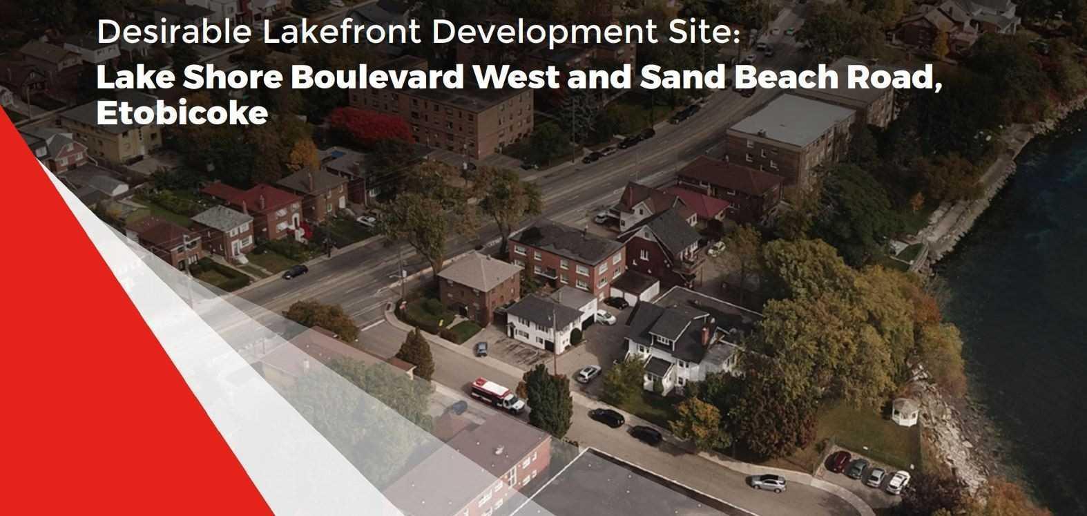 2709 Lake Shore Blvd, Mimico, Toronto, Ontario M8V1G6, ,Land,For Sale,Lake Shore,W4986105