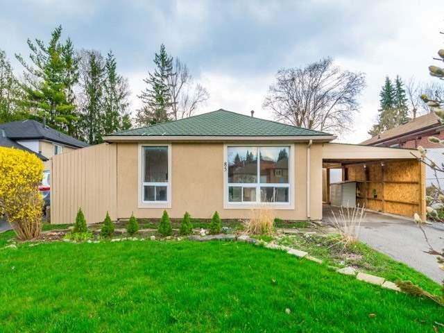 85 Aurora Heights Dr, Aurora, Ontario L4G2X1, 3 Bedrooms Bedrooms, 8 Rooms Rooms,2 BathroomsBathrooms,Detached,For Sale,Aurora Heights,N4800231