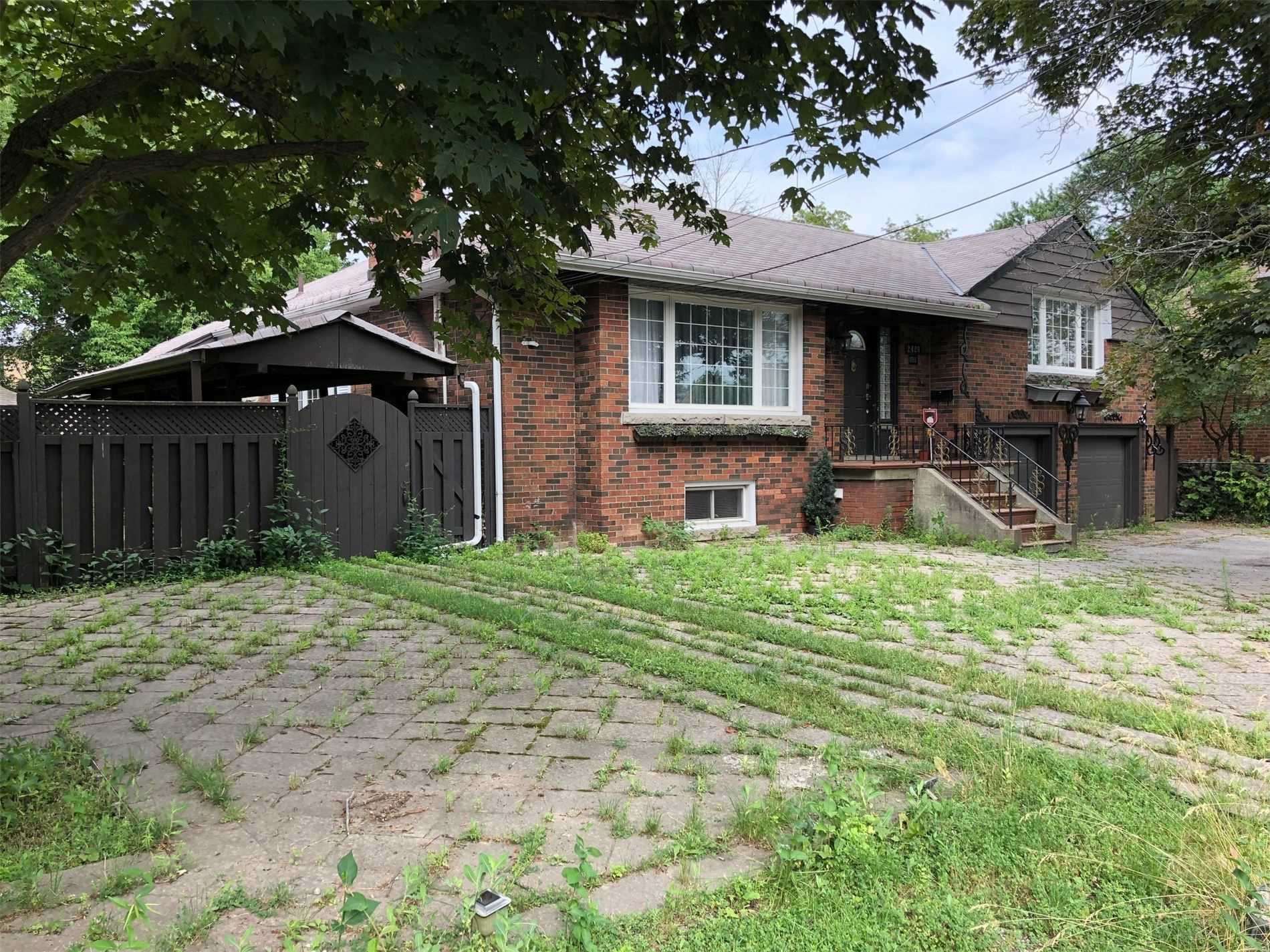 2420 Bayview Ave, Toronto, Ontario M2L1A3, 3 Bedrooms Bedrooms, 9 Rooms Rooms,3 BathroomsBathrooms,Detached,For Sale,Bayview,C4835342