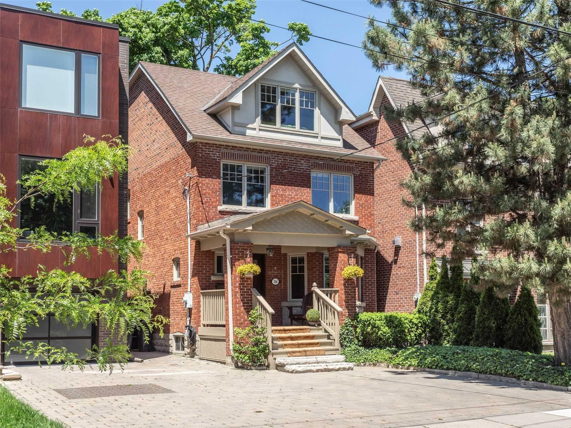 216 Sheldrake Blvd, Toronto, Ontario M4P2B5, 4 Bedrooms Bedrooms, 8 Rooms Rooms,5 BathroomsBathrooms,Detached,For Sale,Sheldrake,C4833821